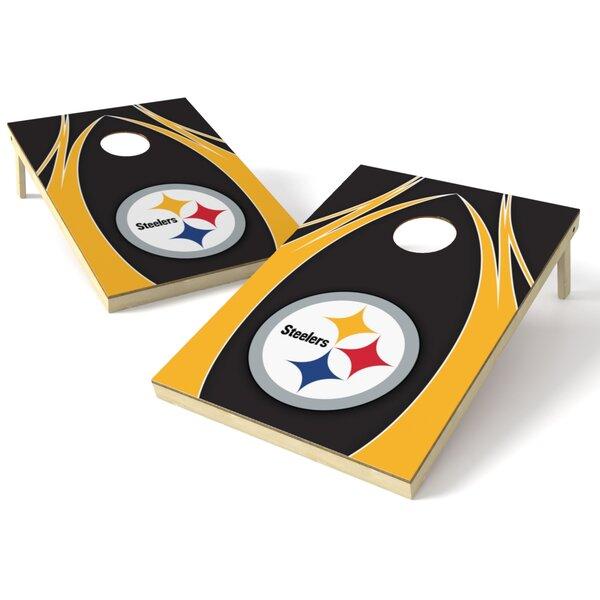 NFL Cornhole Board (Set of 2) by Tailgate Toss