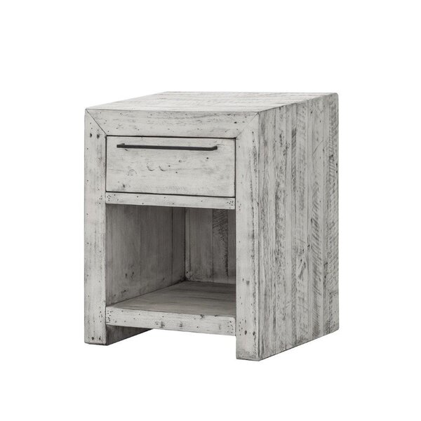 Freyr 1 Drawer Nightstand by Gracie Oaks