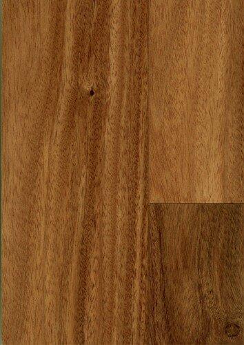 South Beach Exotics 5 Engineered Amendoim Hardwood Flooring in Natural by Meritage Hardwood
