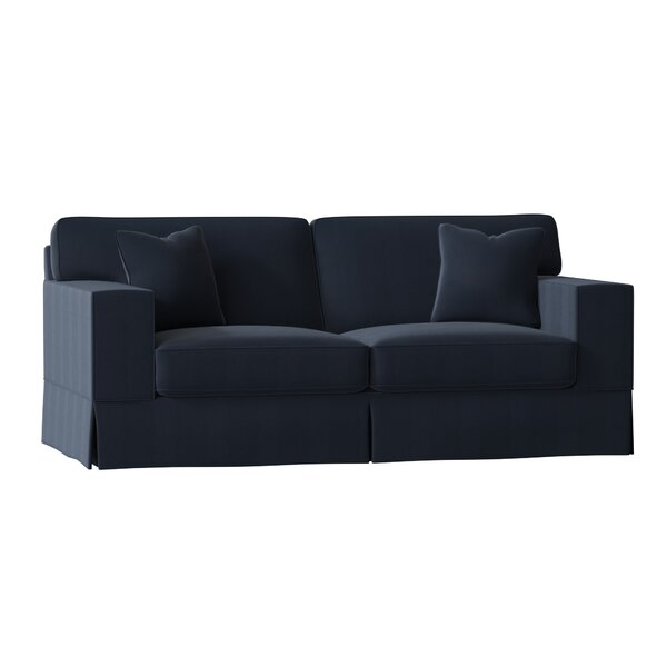 Get Great Deals Landon Studio Sofa by Wayfair Custom Upholstery by Wayfair Custom Upholstery��