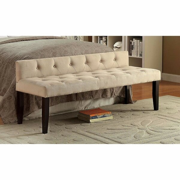 Cantor Bedroom Bench by Alcott Hill