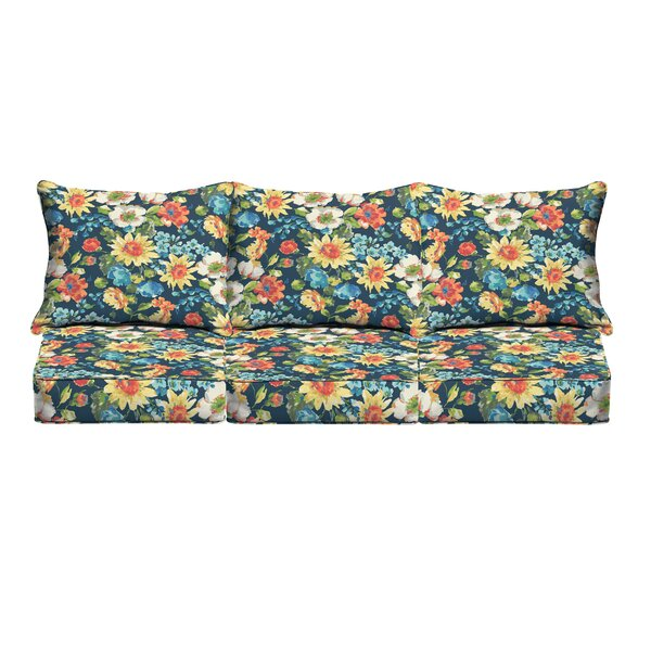 Reagle Indoor/Outdoor Sofa Cushion by Charlton Home