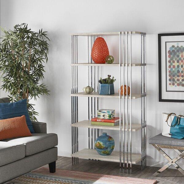 Adderley Etagere Bookcase By Brayden Studio
