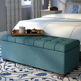 Storage Bench In Front Of Bed | Droughtrelief.org