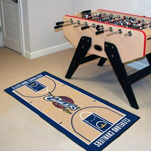 NBA - Cleveland Cavaliers NBA Court Runner Doormat by FANMATS