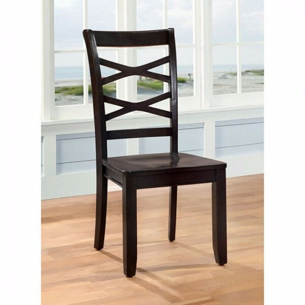 Channa Transitional Dining Chair (Set of 2) by Red Barrel Studio