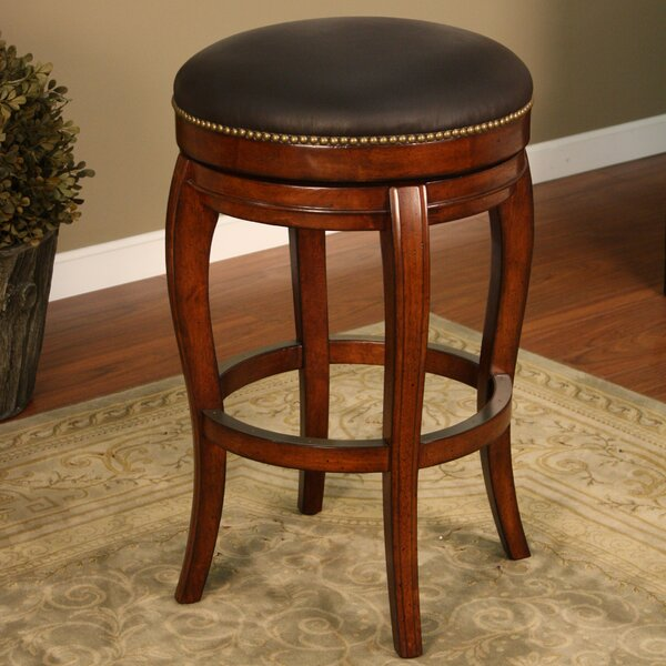 Santos 30.5 Swivel Bar Stool by American Heritage