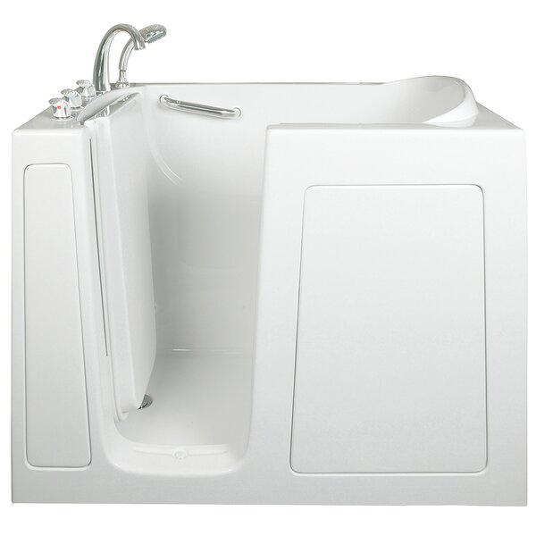 Low Threshold Whirlpool Walk-In Tub by Ella Walk In Baths