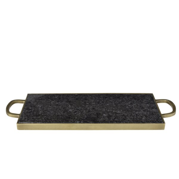 Marble Accent Tray by Tipton & Tate