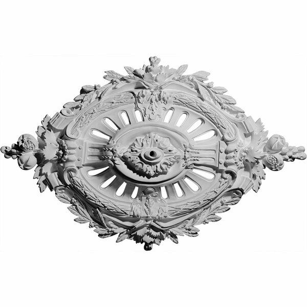 Antonio 22.5H x 35.88W x 4.38D Ceiling Medallion by Ekena Millwork