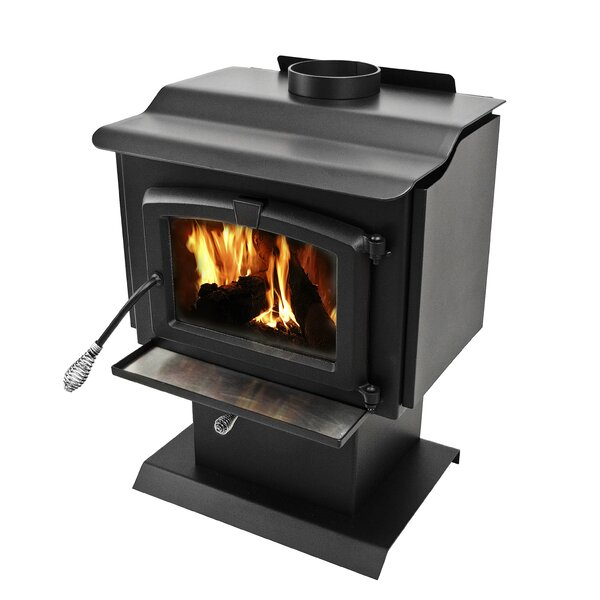 1,200 sq. ft. Direct Vent Wood Stove by Pleasant Hearth