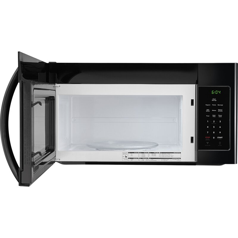 30 1 6 Cu Ft Over The Range Microwave