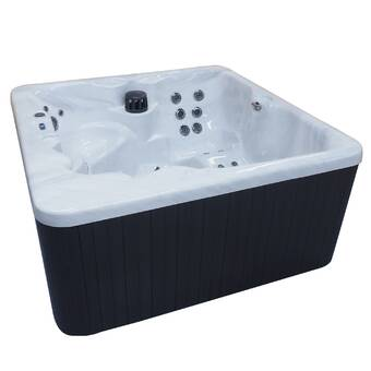 Qca Spas Malibu 5 Person 62 Jet Hot Tub
