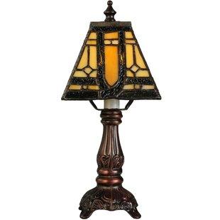 Best Reviews Sierra Prairie Mission 12 Table Lamp By Meyda Tiffany