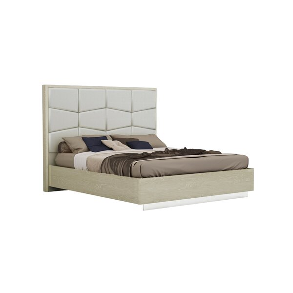 Edick Upholstered Platform Bed by Orren Ellis