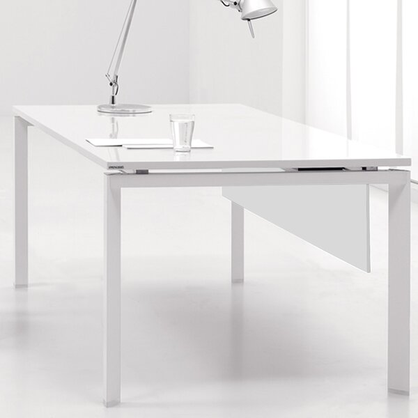 Pure Office Writing Desk by Haaken Furniture