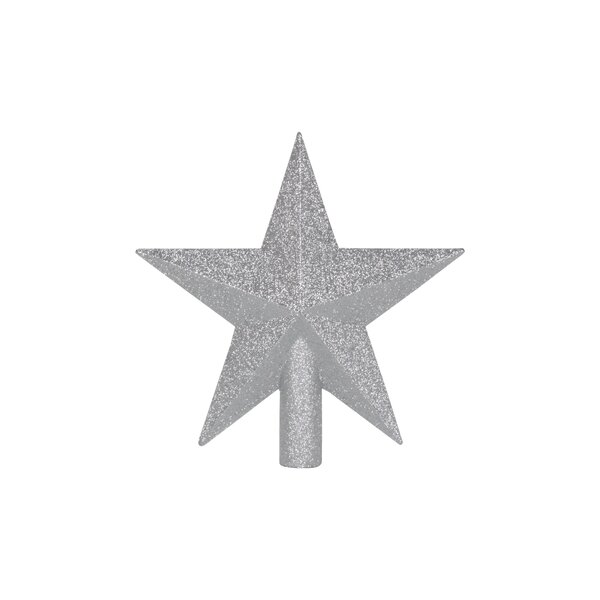 Glitter Star Tree Topper (Set of 3) by Queens of Christmas