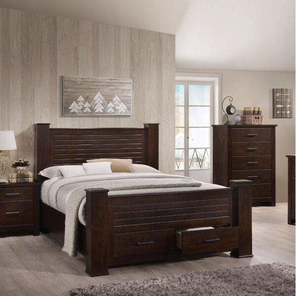 Machcinski Queen Storage Platform Bed by Red Barrel Studio