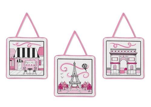 Paris 11 Piece Crib Bedding Set by Sweet Jojo Designs