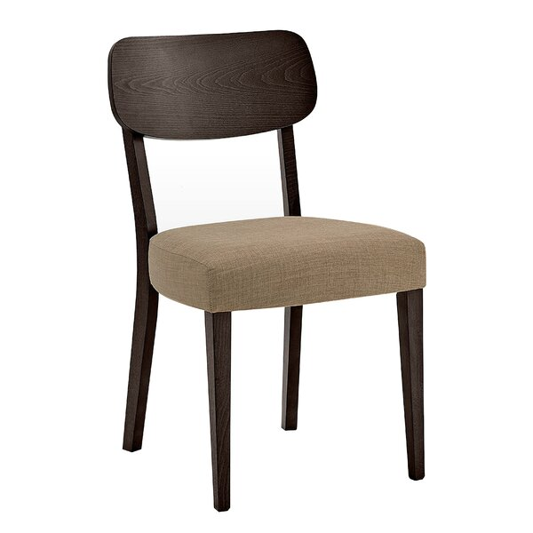 Criner Solid Wood Dining Chair (Set of 2) by George Oliver