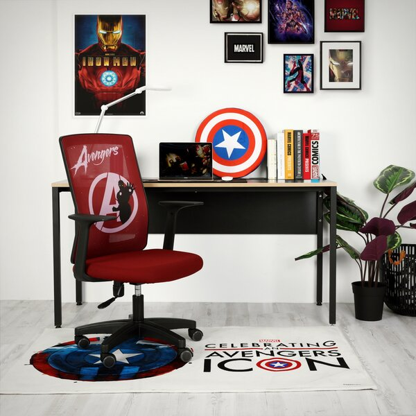 Marvel Avenger Mesh Conference Chair