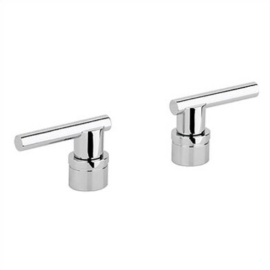 Atrio Lever Handles for Roman Tub Fillers by Grohe