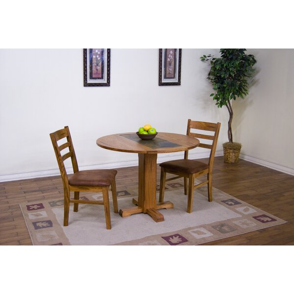 Fresno 3 Piece Dining Set by Loon Peak