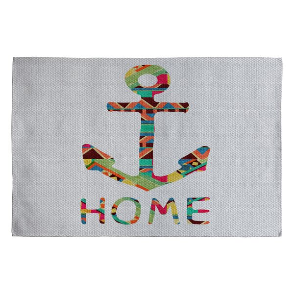 Bianca Green You Make Me Home Novelty Rug by Deny Designs