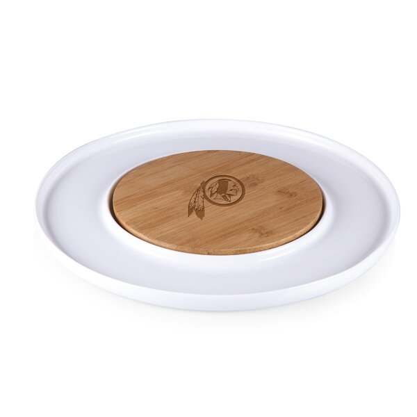Island Serving Tray with Cutting Board by TOSCANA™