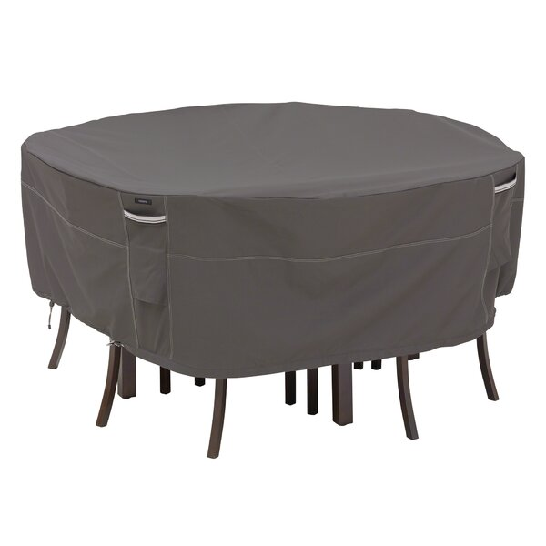 Round Patio Set Cover by Freeport Park