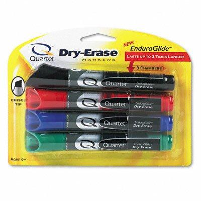Enduraglide Dry Erase Markers (Set of 4) by Quartet®