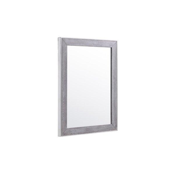 Gutfroind-Pulliat Accent Mirror by Orren Ellis