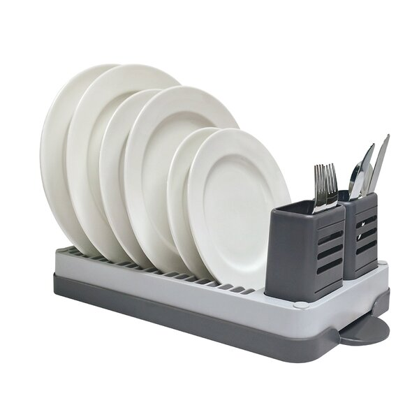 Compact Dish Rack by Real Home