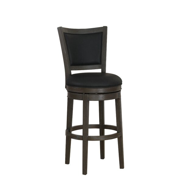 Benson 30 Swivel Bar Stool by Darby Home Co
