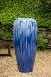 Pacifica Glazed Terracotta Pot Planter by Campania International