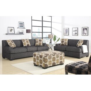 Mila 2 Piece Living Room Set. By Zipcode Design