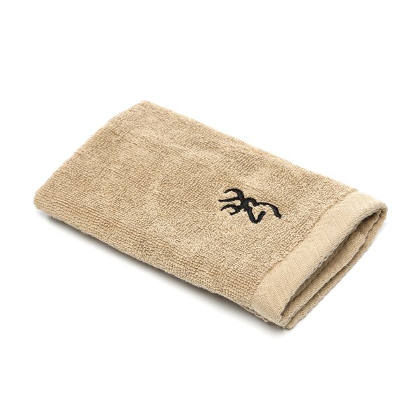 Buckmark Bath Towel by Browning