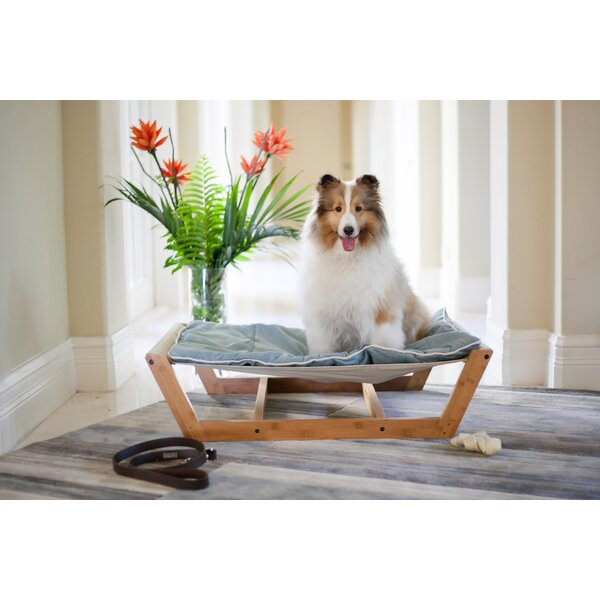 Bambu Nautical Pet Hammock by Pet Lounge Studios