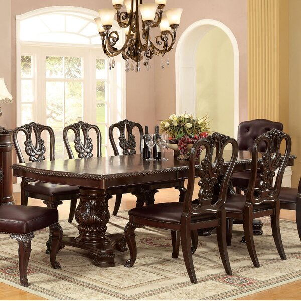 Wisdom Dining Table by Astoria Grand
