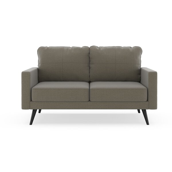 Top Reviews Labonte Loveseat by Latitude Run by Latitude Run