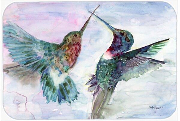Hummingbird Combat Bath Rug