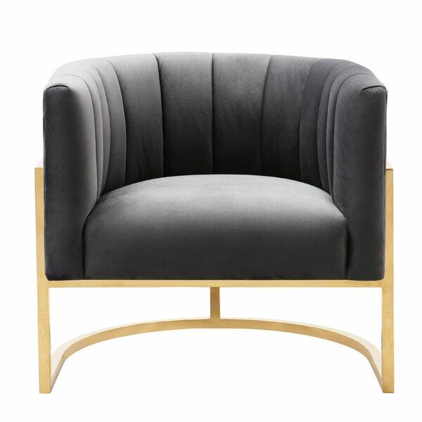 Kershner Barrel Chair by Mercer41