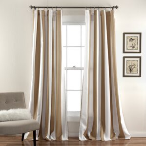 meena blackout thermal pinch pleat curtain panels set of 2