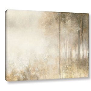 'Edge of the Woods' Painting Print on Wrapped Canvas by Winston Porter