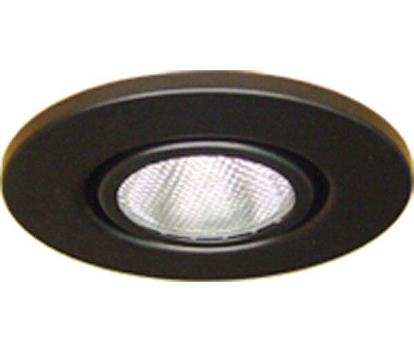 Gimbal Ring 4 Recessed Trim by Volume Lighting