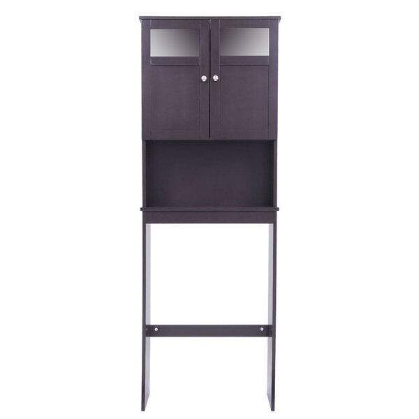 Yarrowsburg 21.65 W x 66.93 H x 8.66 D Over-the-Toilet Storage