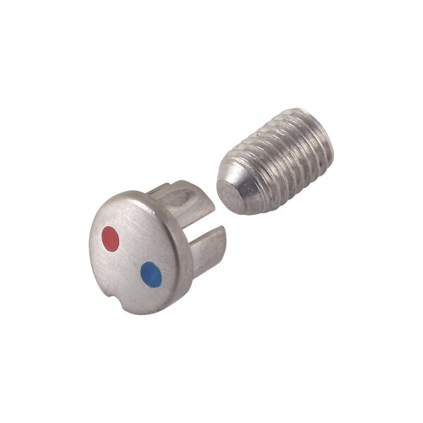 Allora Pull Down Faucet Set Screw and Cover Button by Delta