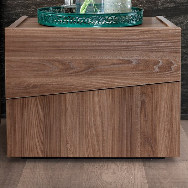 Antonucci 2 Drawer Nightstand by Brayden Studio