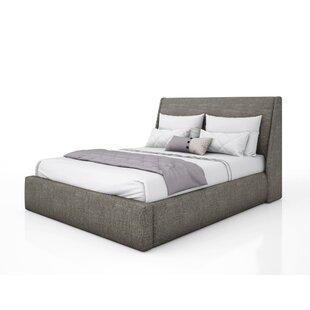 Voncile Low Upholstered Platform Bed