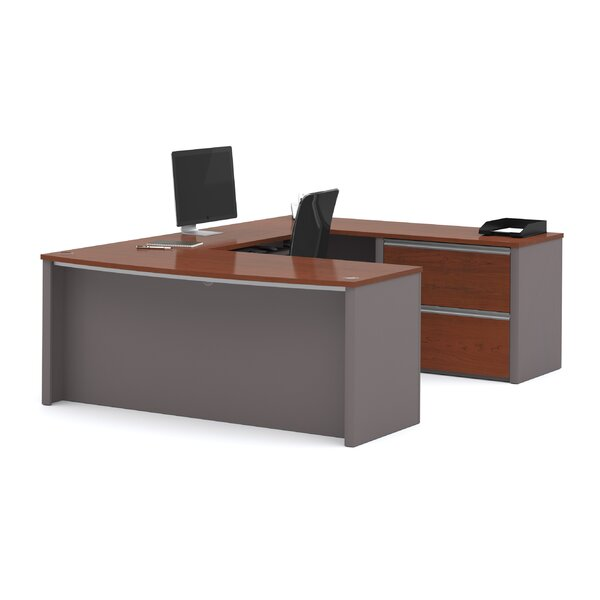 Wirra U-Shape Executive Desk by Latitude Run